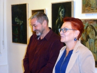 Henryk Widelski- malarstwo w Galerii ODK