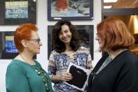 Wernisaż wystawy jubileuszowej Łęczyńskiego Stowarzyszenia Twórców Kultury i Sztuki PLAMA