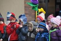 W krainie dziecięcej wyobraźni - pożegnanie zimy