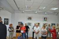 Alla Chumak i Andriy Dihtjaruk- wernisaż malarstwa