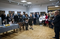 Wernisaż wystawy Arkadiusz Kulpa